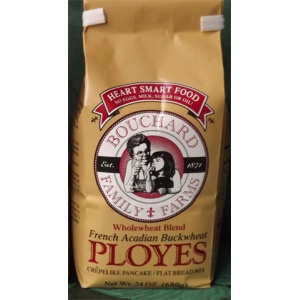 Wholewheat Ployes Mix 1.5 Lbs. (Per Bag)
